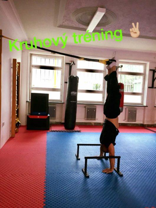 Kruhový tréning Storm Klub Liptovský Mikuláš