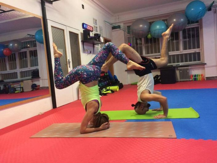 Power Joga Storm Klub Liptovský Mikuláš